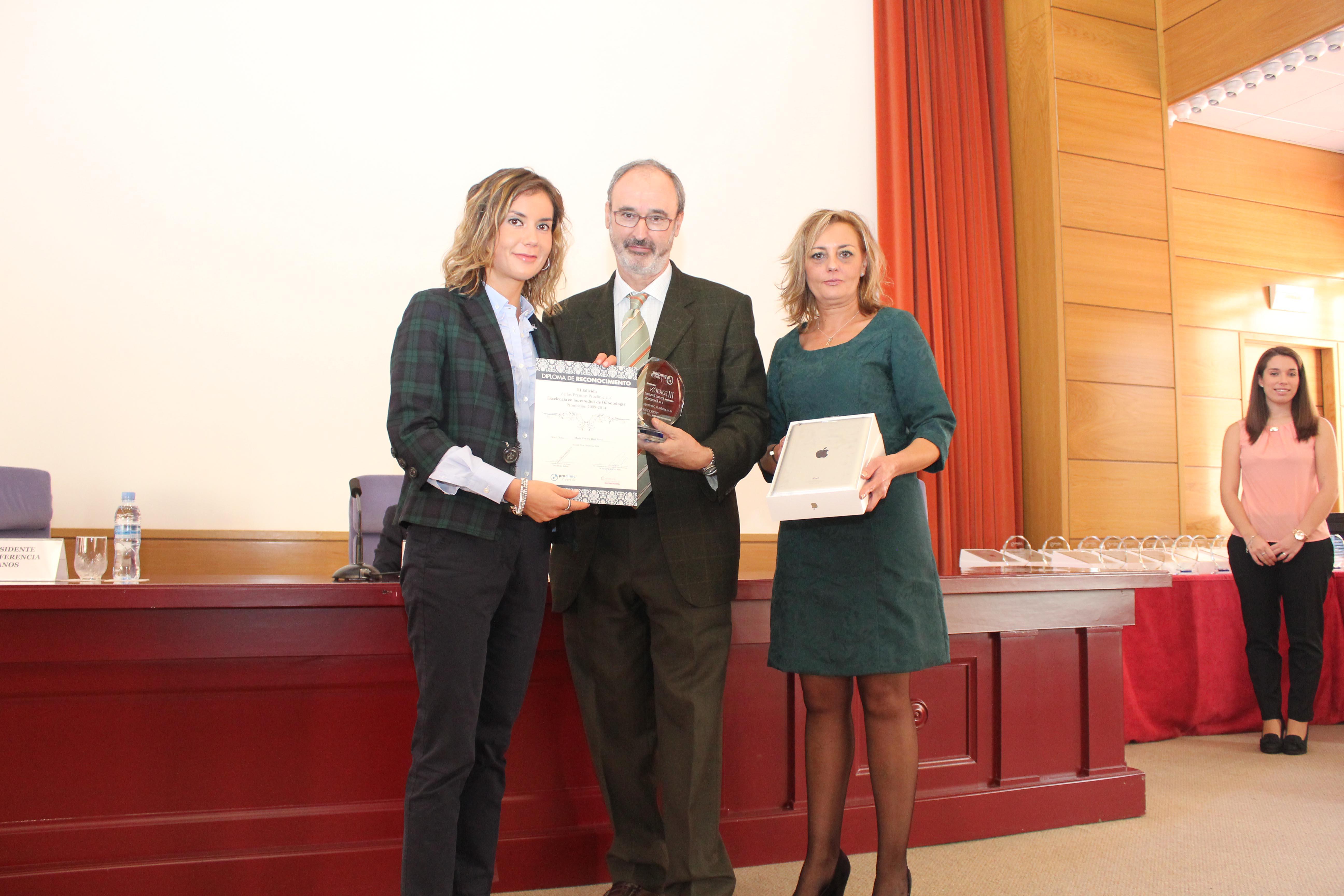 Premios a la Excelencia Proclinic