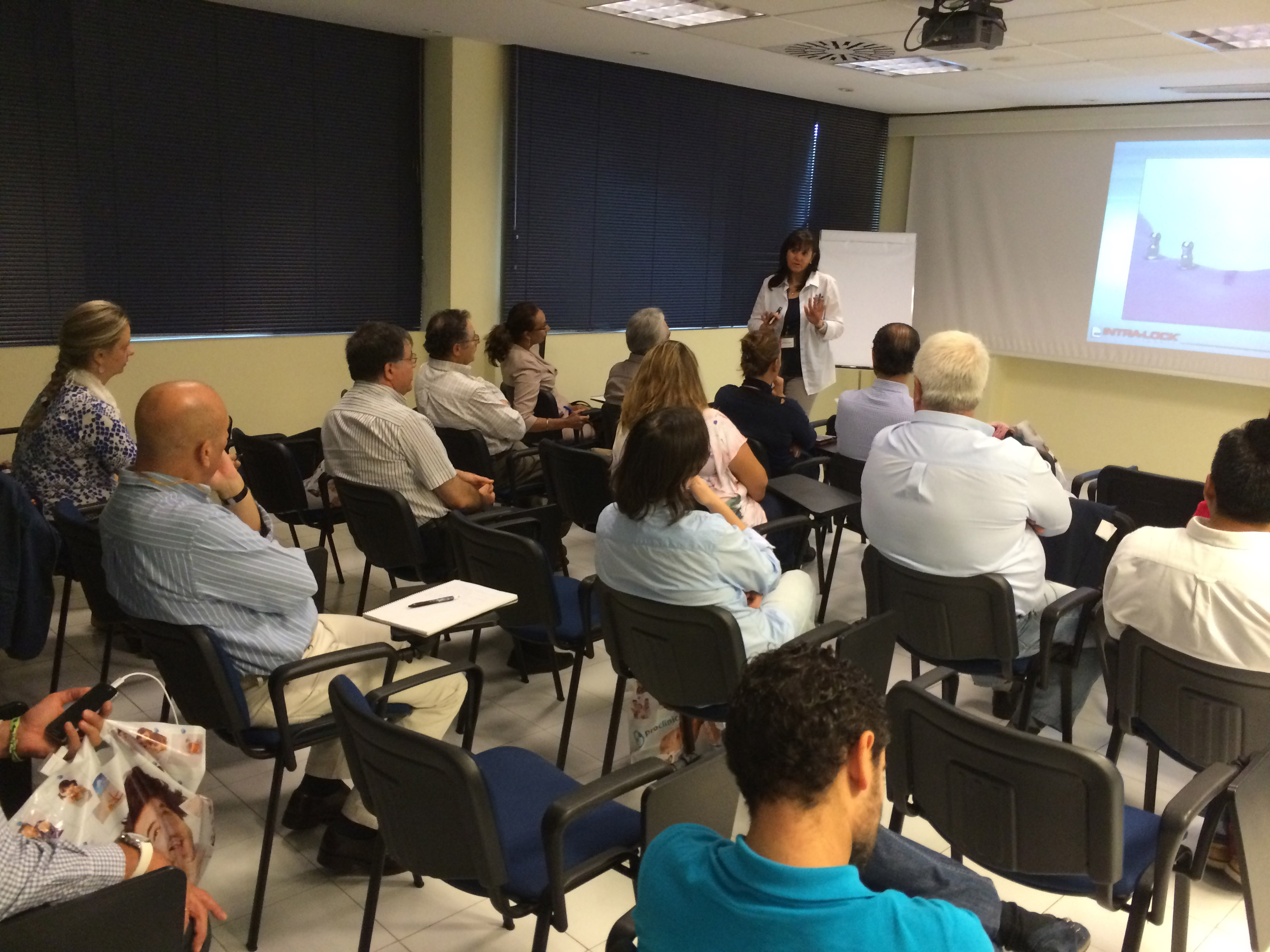Curso Proclinic-Intralock