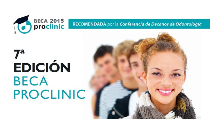 Beca Proclinic 2015