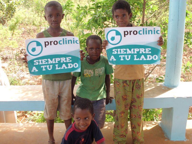 Proyecto Haití Proclinic