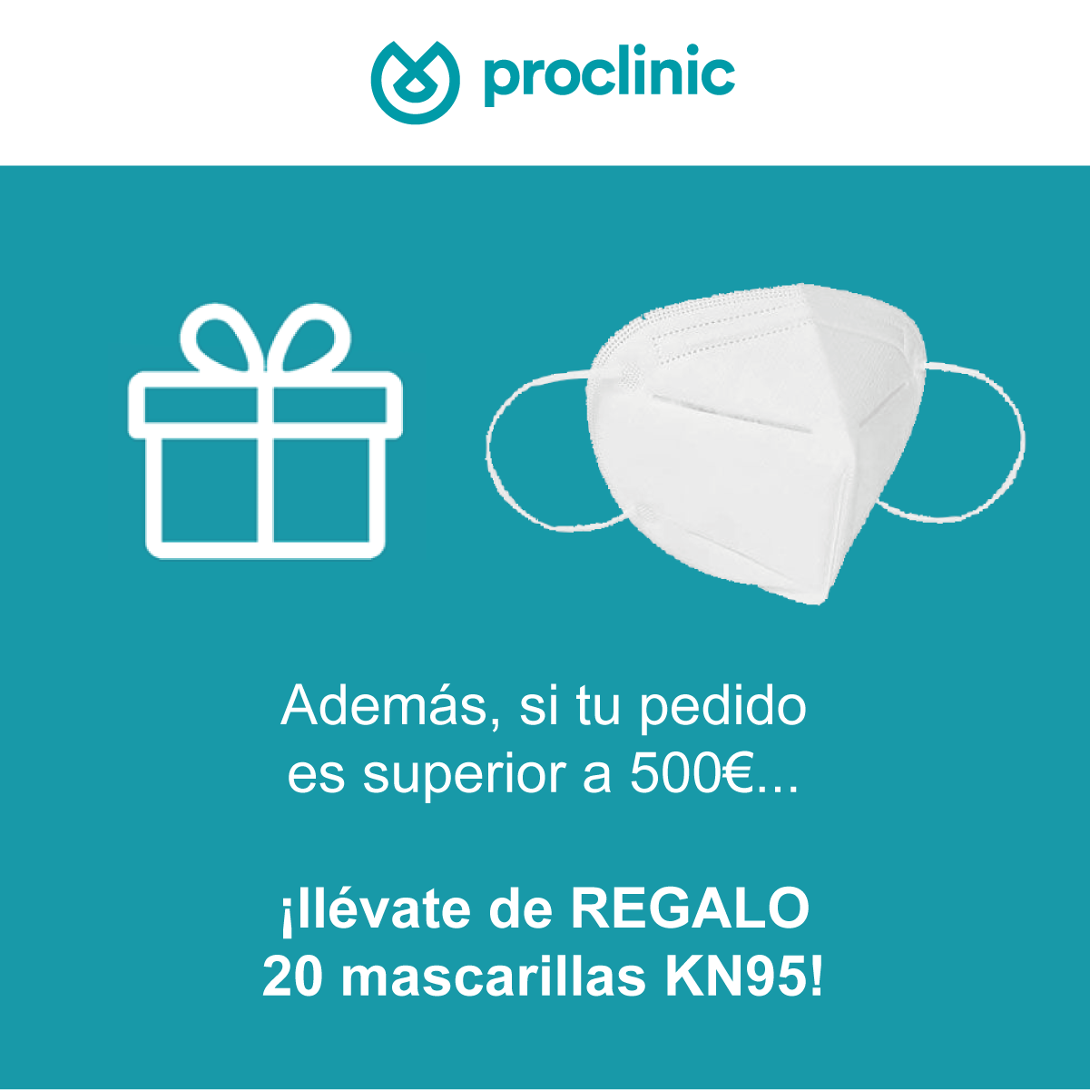 Ofertas black friday dental catálogo proclinic