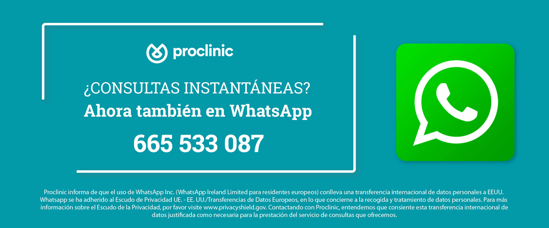 Whatsapp Proclinic