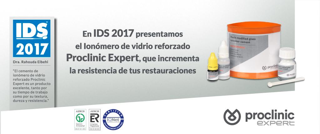 Proclinic en IDS 2017