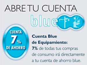 Cuenta Blue